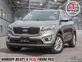 Used 2018 Kia Sorento 3.3L LX V6 7-Seater for sale in Mississauga, ON