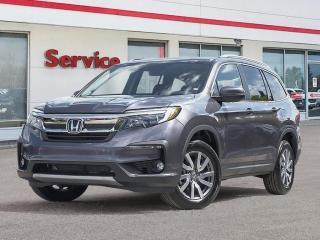 New 2021 Honda Pilot EX for sale in Brandon, MB