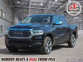 New 2021 RAM 1500 Limited Longhorn for sale in Mississauga, ON