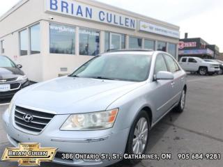 Used 2009 Hyundai Sonata AUTOMATIC , SUNROOF , AS-TRADED, AS-IS! YOU CERTIFY YOU SAVE! FINANCING NOT AVAILABLE ON AS-IS, AS-TRADED VEHICLES! for sale in St Catharines, ON