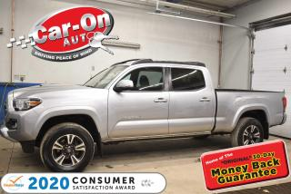 Used 2019 Toyota Tacoma TRD SPORT   DBL CAB   NAVIGATION  LOW LOW PAYMENTS for sale in Ottawa, ON
