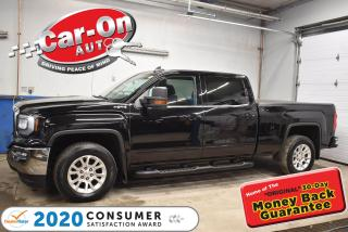 Used 2017 GMC Sierra 1500 SLE CREW 5.3L | REMOTE STARTER | TOW PKG for sale in Ottawa, ON
