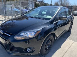 Used 2013 Ford Focus 4dr Sdn Titanium for sale in Hamilton, ON