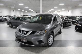 Used 2016 Nissan Rogue NO ACCIDENTS I REAR CAM I POWER OPTIONS I CRUISE I BLUETOOTH for sale in Mississauga, ON