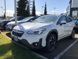 New 2021 Subaru XV Crosstrek Limited for sale in North Vancouver, BC