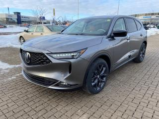 New 2022 Acura MDX A-Spec for sale in Maple, ON