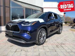 New 2021 Toyota Highlander LTD AWD 6CY Platinum|APX 00 for sale in Mississauga, ON