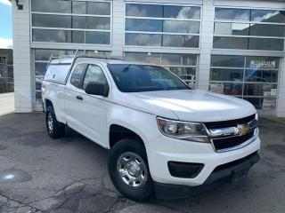 Used 2016 Chevrolet Colorado WT for sale in Surrey, BC