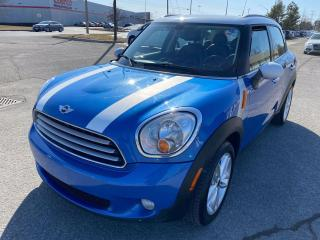 Used 2013 MINI Cooper Countryman Base for sale in Ottawa, ON