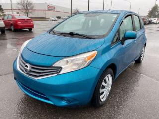 Used 2014 Nissan Versa Note S for sale in Ottawa, ON