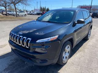 Used 2016 Jeep Cherokee Sport FWD for sale in Ottawa, ON