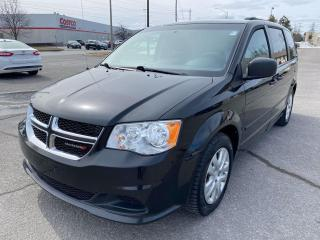 Used 2016 Dodge Grand Caravan SE for sale in Ottawa, ON