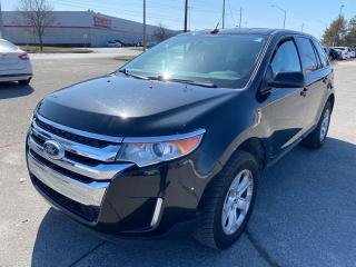 Used 2014 Ford Edge SEL AWD for sale in Ottawa, ON