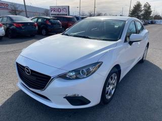 Used 2015 Mazda MAZDA3 i Sport AT 4-Door for sale in Ottawa, ON