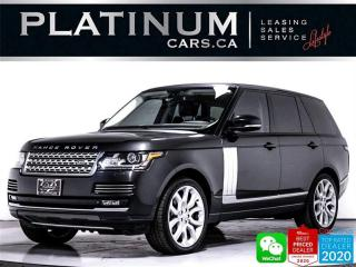 Used 2014 Land Rover Range Rover Supercharged,V8 510HP,NAV,CAM,PANO,LCD,HEATED SEAT for sale in Toronto, ON