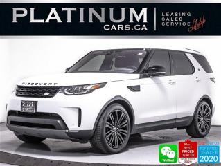 Used 2017 Land Rover Discovery HSE Luxury Td6,7 PASS,DIESEL,NAV,PANO,CAM,HEATED for sale in Toronto, ON