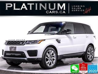 Used 2018 Land Rover Range Rover Sport HSE Td6, DIESEL, 7 PASSENGER, NAV, PANO, CAM for sale in Toronto, ON