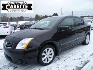 Used 2011 Nissan Sentra for sale in East broughton, QC