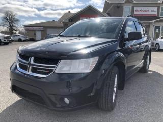Used 2013 Dodge Journey SXT for sale in Ottawa, ON