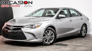 Used 2015 Toyota Camry SE MAGS+SIEGES.CHAUFFANTS+BLUETOOTH for sale in Boisbriand, QC