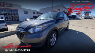 Used 2017 Honda HR-V LX 4 portes 2RM BM for sale in Chicoutimi, QC