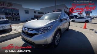 Used 2018 Honda CR-V EX TRACTION INTÉGRALE for sale in Chicoutimi, QC