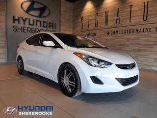 Used 2013 Hyundai Elantra BAS KILO! GL AIR CLIM BLUETOOTH CRUISE for sale in Sherbrooke, QC