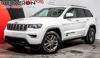 Used 2017 Jeep Grand Cherokee Laredo 75th Ann TOIT.OUVRANT+SIEGES.CHAUFFANTS for sale in Boisbriand, QC