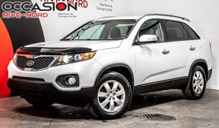 Used 2013 Kia Sorento LX MAGS+SIEGES.CHAUFFANTS+BLUETOOTH for sale in Boisbriand, QC