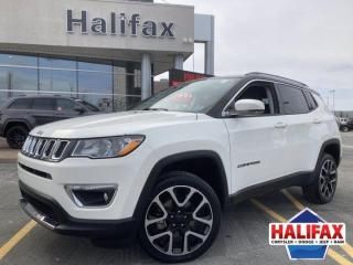 Used 2017 Jeep Compass LIMITED for sale in Halifax, NS