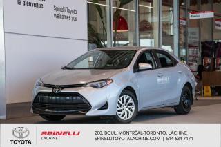 Used 2017 Toyota Corolla LE BAS KILOMETRES! for sale in Lachine, QC
