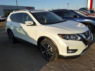 Used 2017 Nissan Rogue SL Platinum for sale in Cambridge, ON