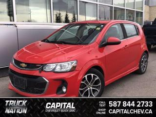 Used 2017 Chevrolet Sonic LT for sale in Calgary, AB