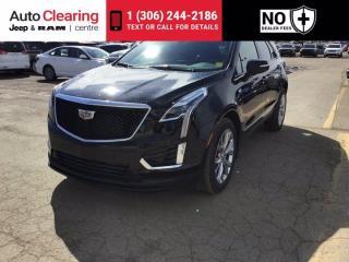 Used 2021 Cadillac XT5 AWD Sport for sale in Saskatoon, SK