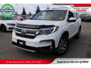 Used 2020 Honda Pilot NAVI for sale in Whitby, ON