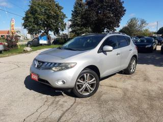 Used 2009 Nissan Murano ~ NO ACCIDENTS~ LEATHER SEATS for sale in Kitchener, ON
