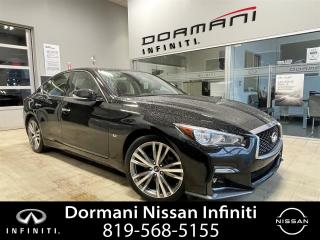 Used 2018 Infiniti Q50 S LINE for sale in Gatineau, QC