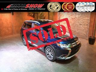 Used 2017 Mitsubishi Outlander SE AWD Touring Edition V6 - S.Roof & Htd Seats !! for sale in Winnipeg, MB