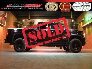 Used 2017 GMC Sierra 1500 SLT All-Terrain w/ Htd Wheel & Lthr, Bose Stereo !! for sale in Winnipeg, MB