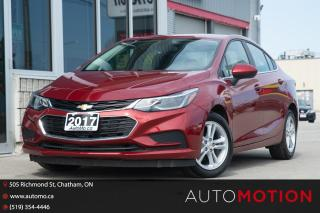 Used 2017 Chevrolet Cruze LT Auto REMOTE START NO ACCIDENTS EXCELLENT CONDITION for sale in Chatham, ON