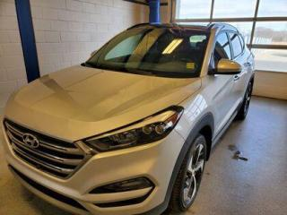 Used 2017 Hyundai Tucson Limited for sale in Moose Jaw, SK