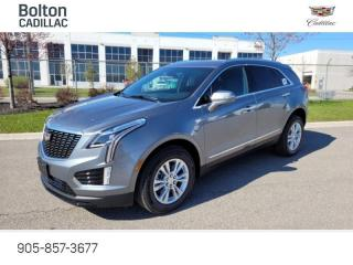 New 2021 Cadillac XT5 Luxury -  1SB Package - $343 B/W for sale in Bolton, ON