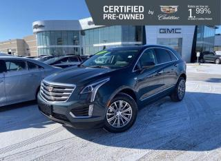 Used 2019 Cadillac XT5 Luxury AWD | CUE w/Navigation | Bose Audio for sale in Winnipeg, MB