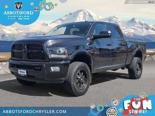 Used 2017 RAM 3500 Laramie  - $528 B/W for sale in Abbotsford, BC