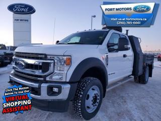 New 2020 Ford F-550 Super Duty DRW XLT  - Fog Lamps - $589 B/W for sale in Fort St John, BC