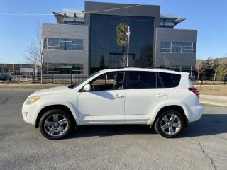 Used 2010 Toyota RAV4 Sport,4WD, Leather, Sunroof, Auto , Warranty Avail for sale in Toronto, ON