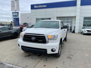 Used 2012 Toyota Tundra SR5 4X4/NAV/BACKUPCAM/HEATEDSEATS for sale in Edmonton, AB