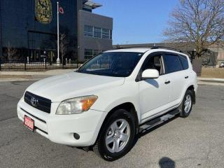 Used 2008 Toyota RAV4 4WD, Auto , 3/Y Warranty Availab for sale in Toronto, ON