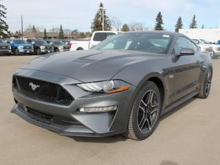 New 2021 Ford Mustang GT for sale in Edmonton, AB