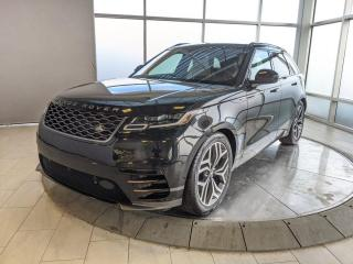 Used 2019 Land Rover Range Rover Velar 380HP V6 - One Owner for sale in Edmonton, AB
